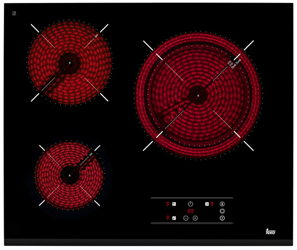 induction 5400W